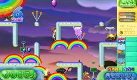 Rainbow Islands: Towering Adventure (Wii og Xbox 360).