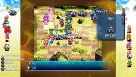 Crystal Defenders (PSP, PS3 og Wii).