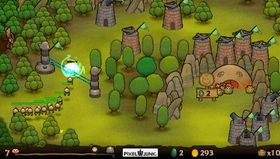 PixelJunk Monsters Deluxe (PSP og PS3).