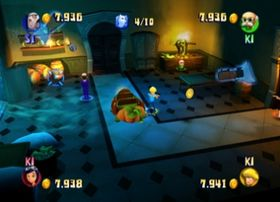 Ghost Mansion Party (Wii).