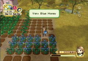 På den femte dagen skapte bonden blomsterenga.