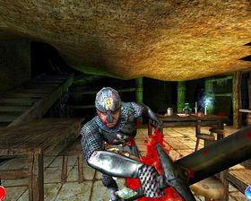 Underjordisk moro i Arx Fatalis.