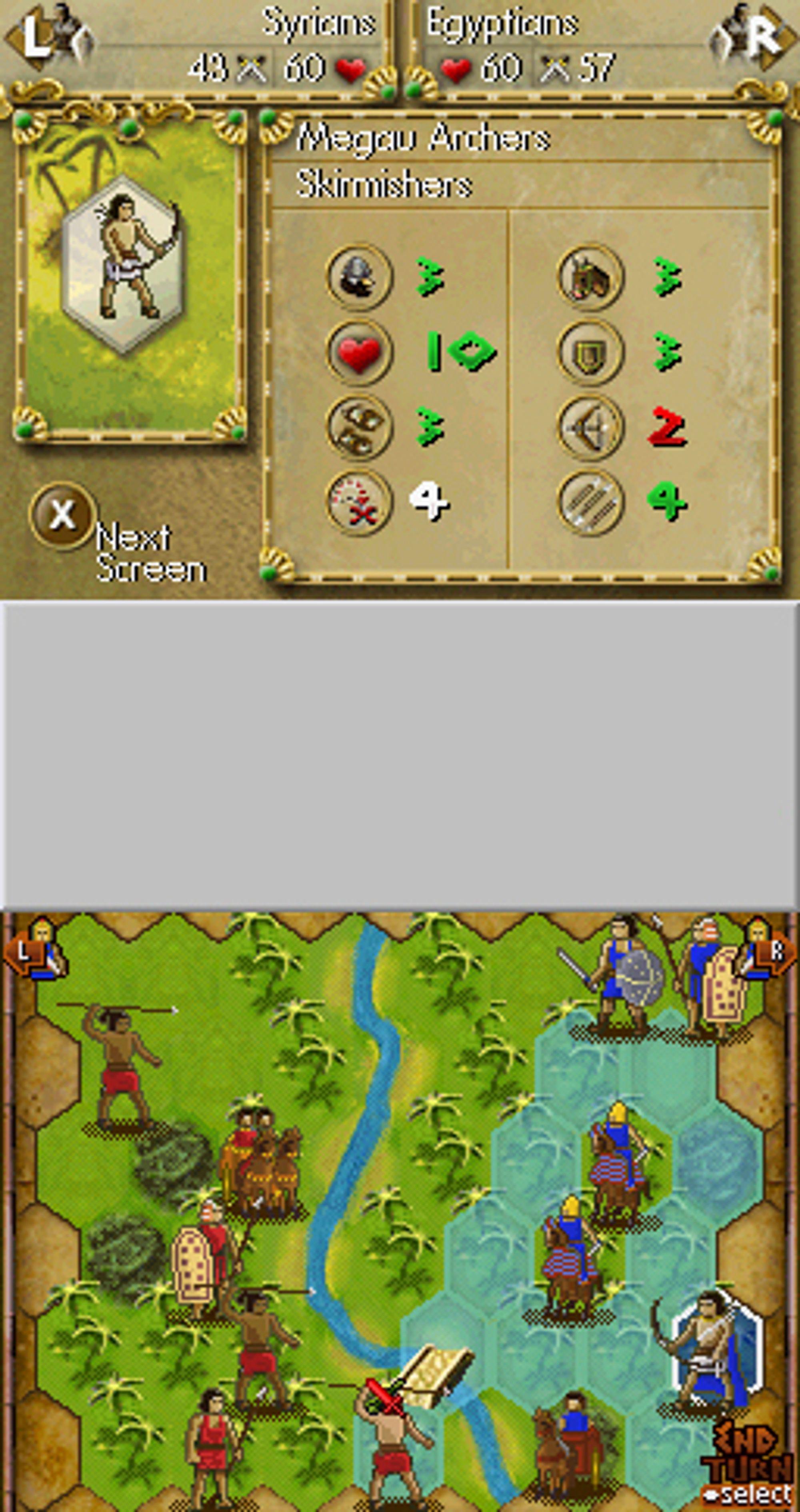 Kamp om elv og bro i DS-utgaven