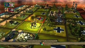 Panzer General: Allied Assault (Xbox 360).