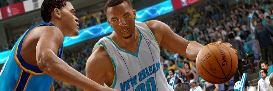 ANMELDELSE: NBA Live 10