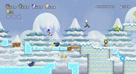 Neste fra Mario er New Super Mario Bros. Wii