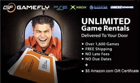 Gamefly ble systematisk robbet.
