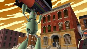 Sam & Max: Season Two (Xbox 360).