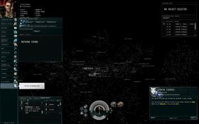 Et kart av universet som kan skremme vannet av de fleste