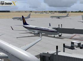 Flight Simulator-serien nektes take-off.