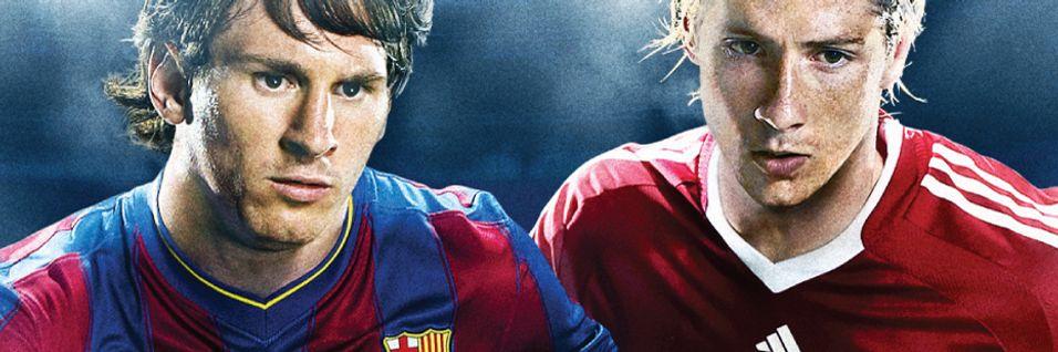 ANMELDELSE: Pro Evolution Soccer 2010