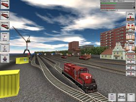 Rail Cargo Simulator (PC).