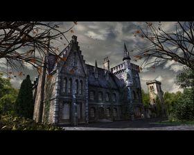 Utforsk trivelige Dread Hill House