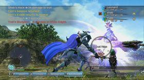 Bildene er fra White Knight Chronicles