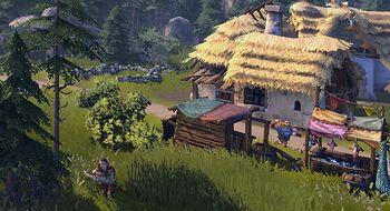 Ubisoft kunngjør The Settlers 7