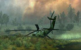 Ingen helikopterjakt før i 2010