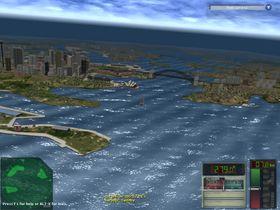 Sydney-havnen ser bra ut.