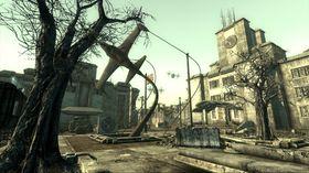 En vanlig dag i Fallout 3.