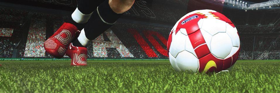 ANMELDELSE: FIFA 10