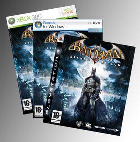 Alle tre vinnere får ett eksemplar av spillet.