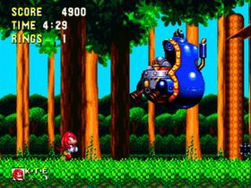 Sonic & Knuckles (Xbox 360).