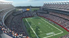 New England Patriots har et dedikert publikum.