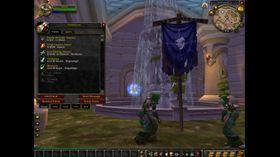 Slik vil systemet bli seende ut inne i World of Warcraft