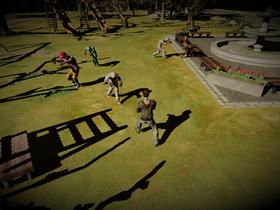 Nye zombie-angrep.