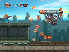 Contra: ReBirth (Wii).