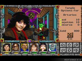 Might & Magic-pakken (PC).