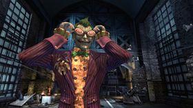 Jokeren skjønner ikke alvoret i situasjonen.