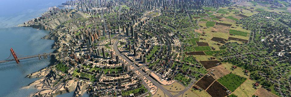 Tid for å legge bort SimCity?