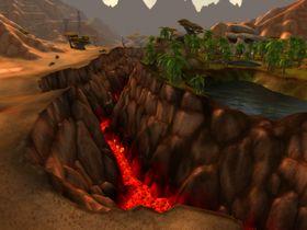 En frådende rift med flytende lava? Var den her sist da?