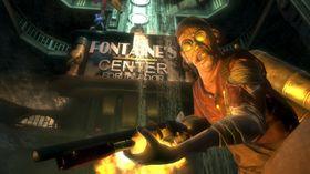 BioShock 2 er ikke altfor langt unna.