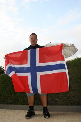 Rune Sageflåt representerte Norge. (Foto: Daniel Guanio/Gamer.no)