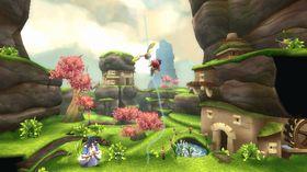 Bilde fra det første LostWinds