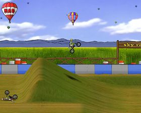 Mad Skills Motocross (PC, Mac og Linux).