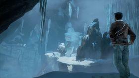 Småkjølig i Uncharted 2.