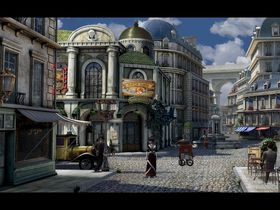 Paris anno 1905.