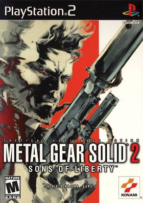 Spionthrilleren Metal Gear Solid 2: Sons of Liberty er et mesterverk fra Hideo Kojima.
