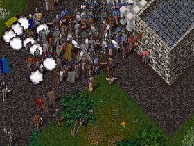 Ultima Online var med å starte MMO-sjangeren i 1997.