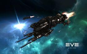 Eve Online lyktes i verdensrommet.