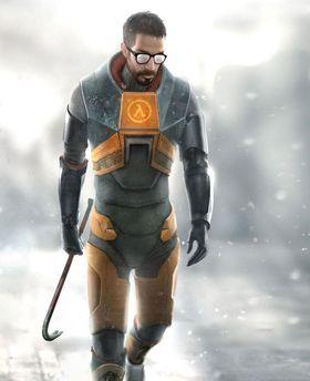 Er Gordon Freeman fortelleren i Half-Life?