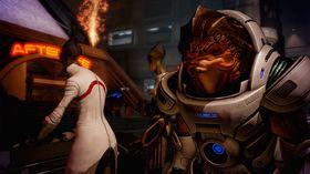 Denne kjempen er på samtlige ferske skjermbilder fra Mass Effect 2.