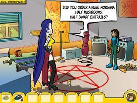 Pizza Morgana (PC).