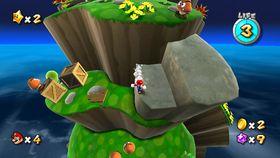 Super Mario Galaxy.