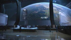 Alt er stort i rommet, så også i Dust 514.