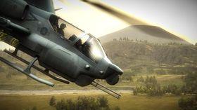 Du får fly helikopter også.