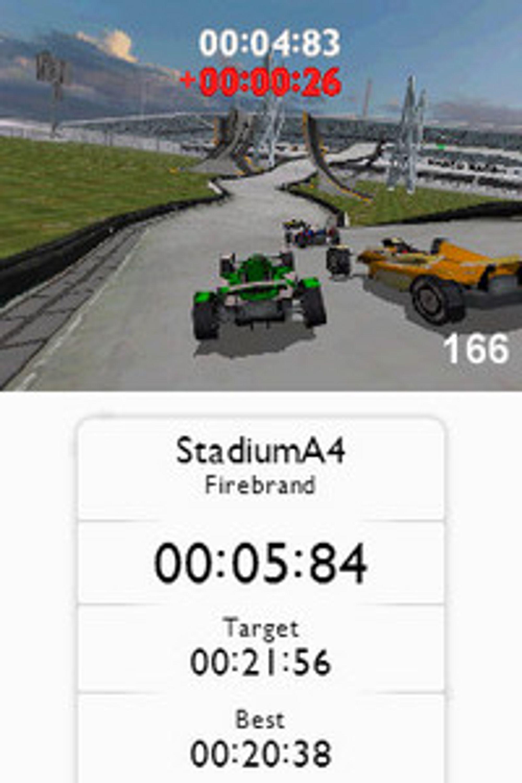 TrackMania DS.