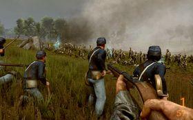 Stikk innom den amerikanske borgerkrigen.